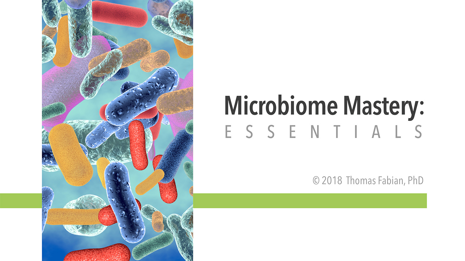 Microbiome Mastery Essentials Course