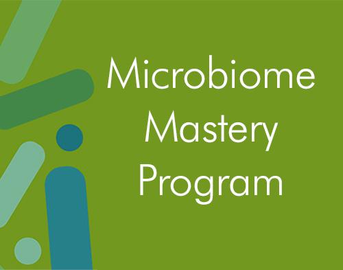 Microbiome Mastery Program